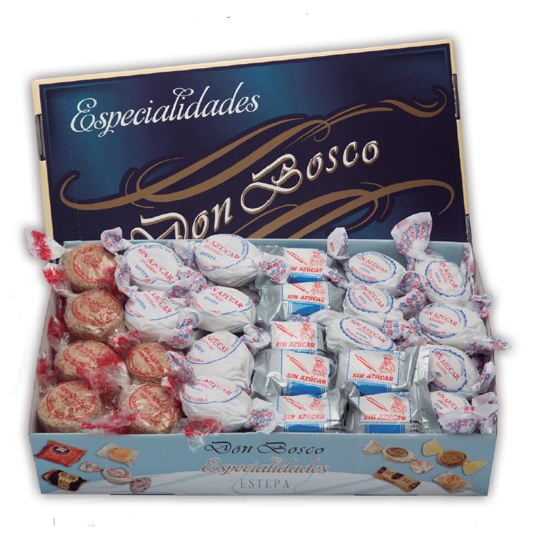Surtido Especial Sin Azucar caja 2.5 kg